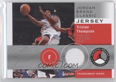 2011-12 SP Authentic Jordan Brand Classic Jersey #JBC-TT - Tristan Thompson