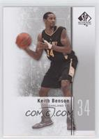 Keith Benson