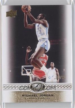 2011 Upper Deck All-Time Greats - [Base] #12 - Michael Jordan /80
