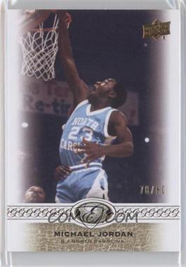 2011 Upper Deck All-Time Greats - [Base] #20 - Michael Jordan /80