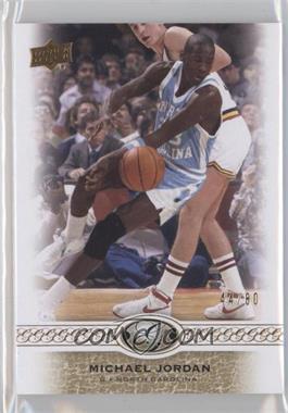 2011 Upper Deck All-Time Greats - [Base] #7 - Michael Jordan /80