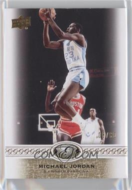 2011 Upper Deck All-Time Greats #12 - Michael Jordan /80