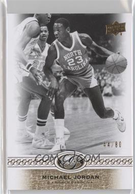 2011 Upper Deck All-Time Greats #13 - Michael Jordan /80