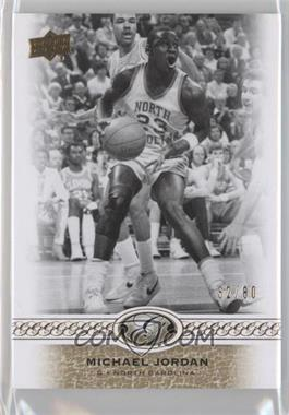 2011 Upper Deck All-Time Greats #17 - Michael Jordan /80