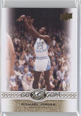 2011 Upper Deck All-Time Greats #22 - Michael Jordan /80