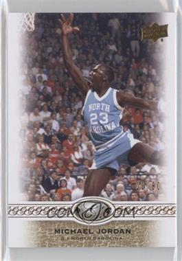 2011 Upper Deck All-Time Greats #5 - Michael Jordan /80