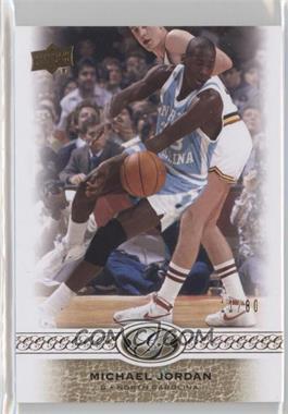 2011 Upper Deck All-Time Greats #7 - Michael Jordan /80
