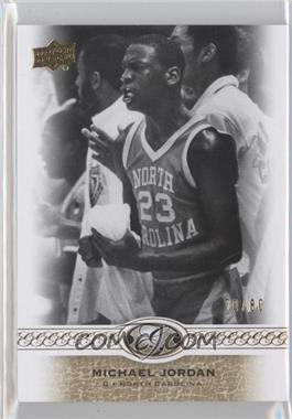 2011 Upper Deck All-Time Greats #8 - Michael Jordan /80