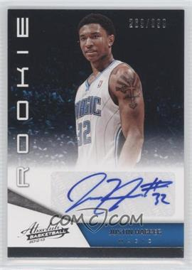 2012-13 Absolute - [Base] #181 - Justin Harper /399