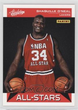 2012-13 Absolute All-Stars #14 - Shaquille O'Neal