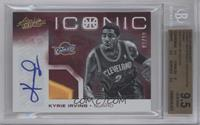 Kyrie Irving /10 [BGS 9.5]