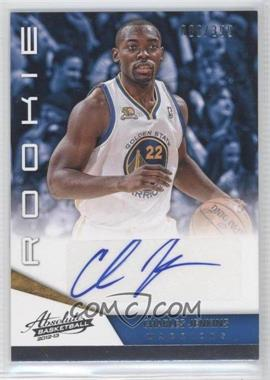 2012-13 Absolute #185 - Charles Jenkins /399