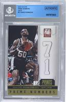 David Robinson /24 [BGS AUTHENTIC]