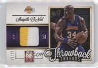 Shaquille O'Neal /25
