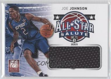 2012-13 Elite All-Star Salute Materials #16 - Joe Johnson