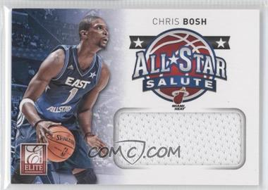 2012-13 Elite All-Star Salute Materials #22 - Chris Bosh