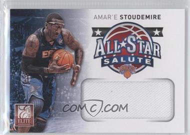 2012-13 Elite All-Star Salute Materials #24 - Amar'e Stoudemire
