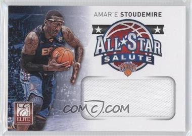 2012-13 Elite All-Star Salute Materials #24 - Amar'e Stoudemire
