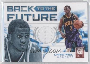 2012-13 Elite Back to the Future Materials #11 - Chris Paul