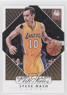 2012-13 Elite Elite Series #10 - Steve Nash