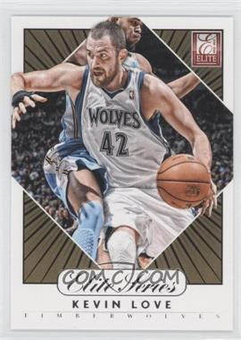 2012-13 Elite Elite Series #17 - Kevin Love