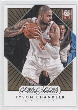2012-13 Elite Elite Series #25 - Tyson Chandler