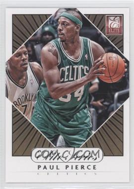 2012-13 Elite Elite Series #4 - Paul Pierce