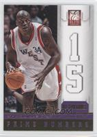 Shaquille O'Neal  /24