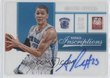 2012-13 Elite Rookie Inscriptions [Autographed] #29 - Austin Rivers