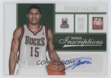 2012-13 Elite Rookie Inscriptions [Autographed] #42 - Tobias Harris