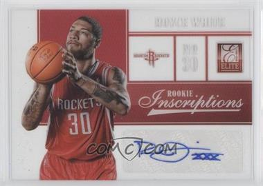 2012-13 Elite Rookie Inscriptions #27 - Royce White
