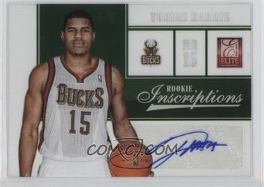 2012-13 Elite Rookie Inscriptions #42 - Tobias Harris
