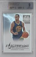 Stephen Curry /125 [BGS 9]
