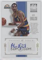 Alex English, Andre Iguodala /25