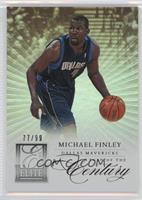 Michael Finley /99