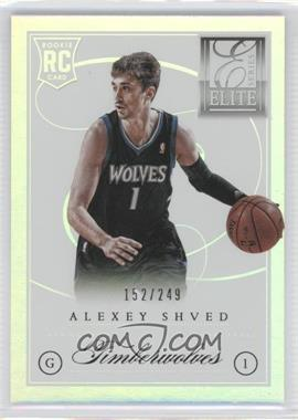 2012-13 Elite Series #264 - Alexey Shved /249