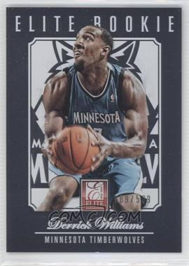 2012-13 Elite #202 - Derrick Williams /599