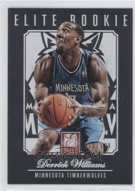 2012-13 Elite #202 - Derrick Williams /599