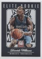 Derrick Williams /599