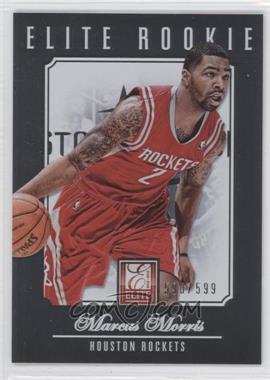 2012-13 Elite #214 - Marcus Morris /599