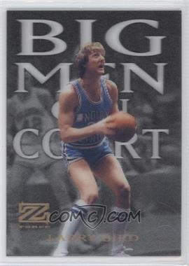 2012-13 Fleer Retro - 1997-98 Z-Force Big Men on Court #4 BMOC - Larry Bird