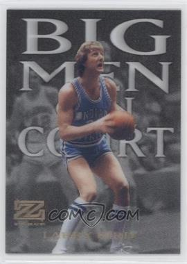2012-13 Fleer Retro 1997-98 Z-Force Big Men on Court #4 BMOC - Larry Bird