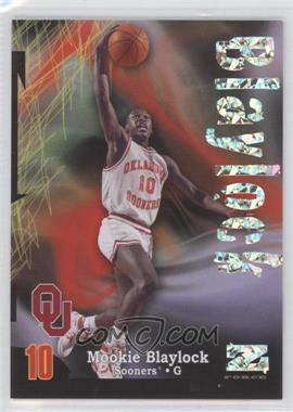 2012-13 Fleer Retro 1997-98 Z-Force Rave Super #Z-8 - Mookie Blaylock /50