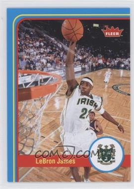 2012-13 Fleer Retro #2 - Lebron James