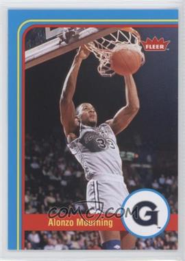 2012-13 Fleer Retro #21 - Alonzo Mourning