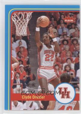 2012-13 Fleer Retro #48 - Clyde Drexler