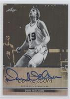 Don Nelson /50