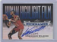 Human Hilight Film (Dominique Wilkins) /25