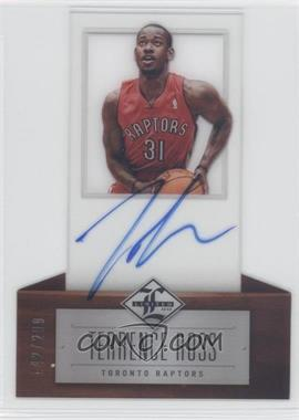 2012-13 Limited - [Base] #163 - Terrence Ross /299