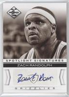 Zach Randolph /49